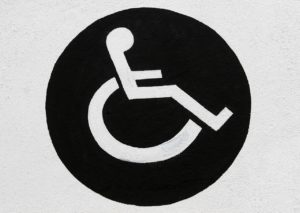 ADA Disability for driveway